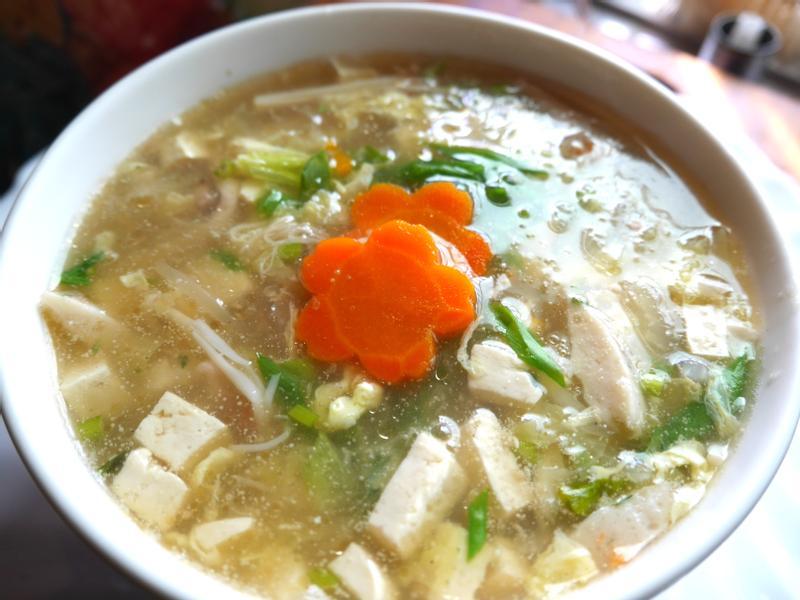 白菜豆腐羹「味之素品牌」高鮮味精