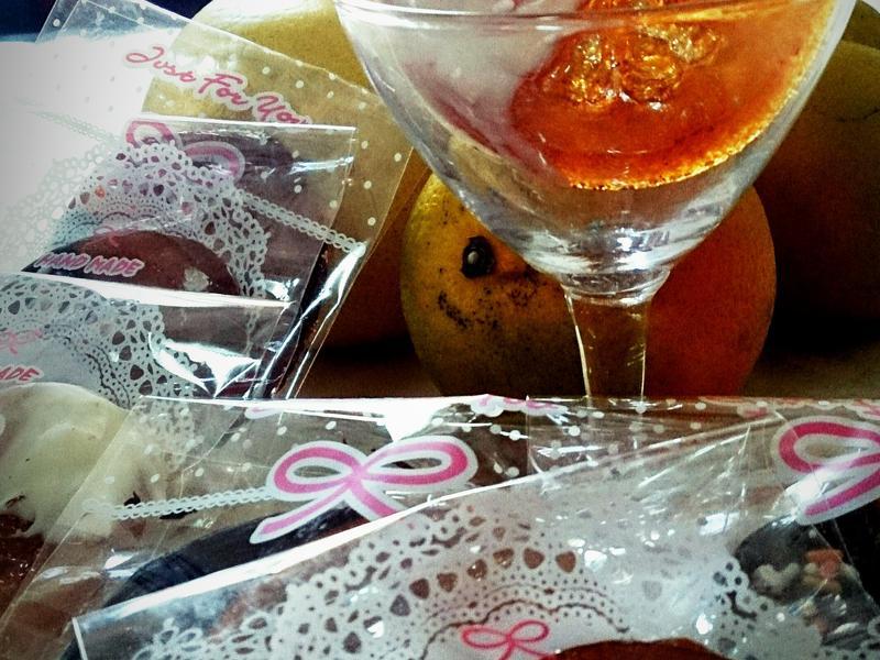 惡魔寶石/蜜漬橙片(2天速成版)