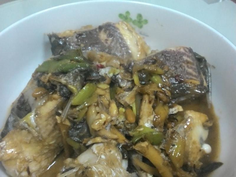 肥美燒烏魚