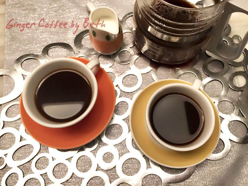 薑汁咖啡 (Qishr)