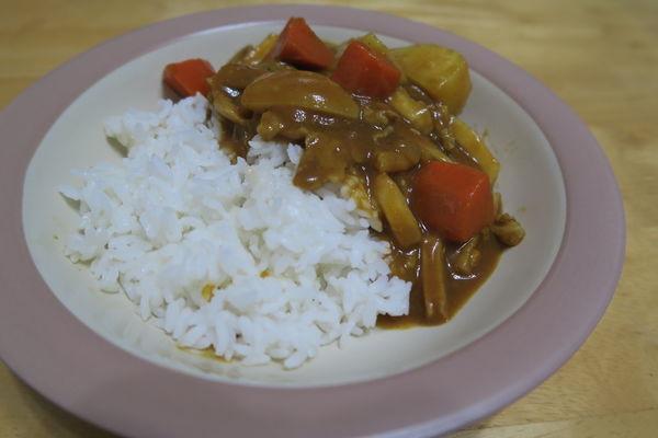 日式蘋果豬肉咖哩飯,好吃、肉變嫩的秘訣