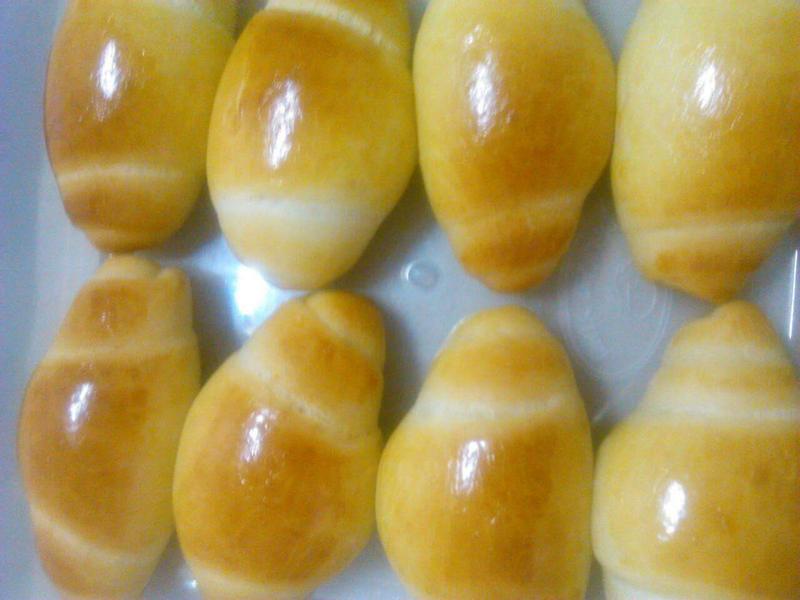 輕奶油麵包卷