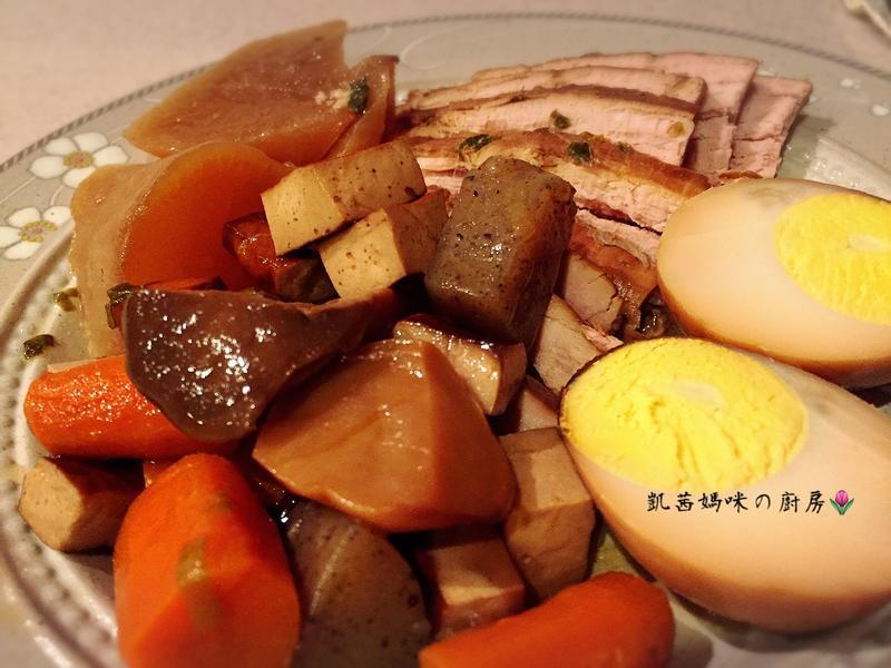 一鍋輕鬆煮滷味🎶