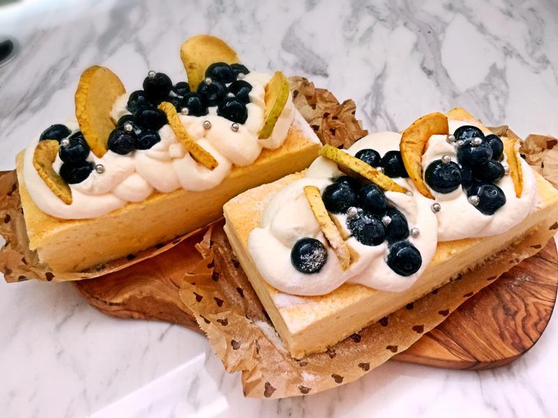 ~輕盈酸奶油蛋糕~無泡打粉