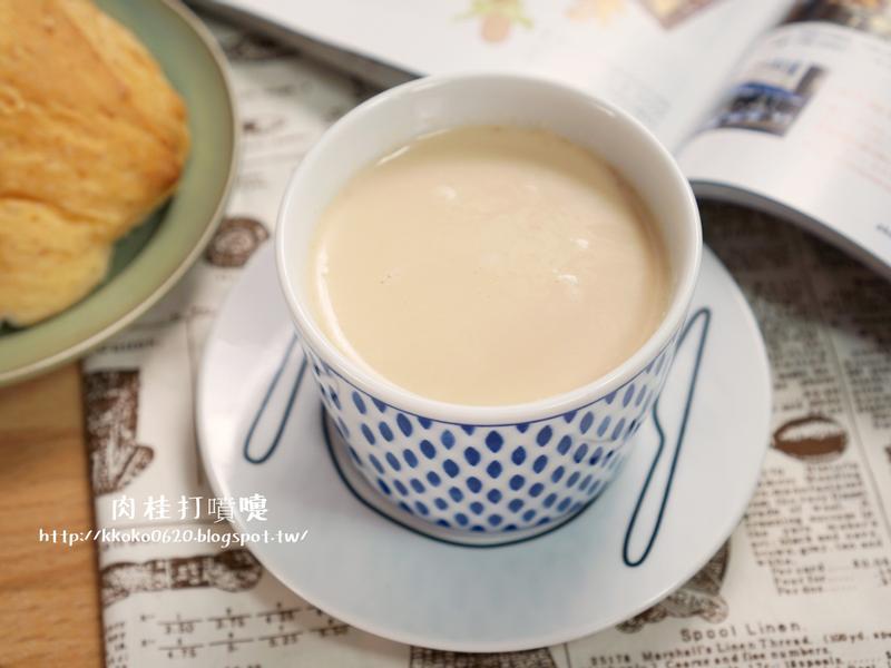 熱呼呼的手煮焦糖奶茶