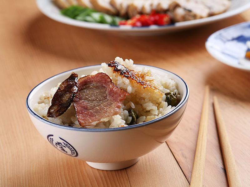 掌廚房年菜 - 臘味菜飯