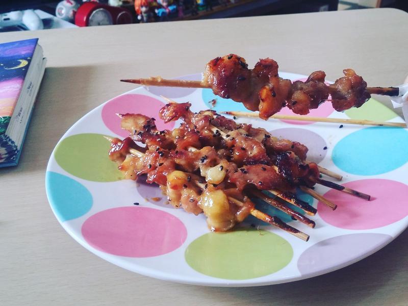 蜜味孜然雞軟骨(串燒-可焗可煎)