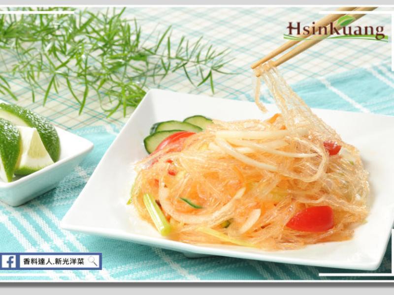 【新光洋菜】輕食-銀絲涼拌