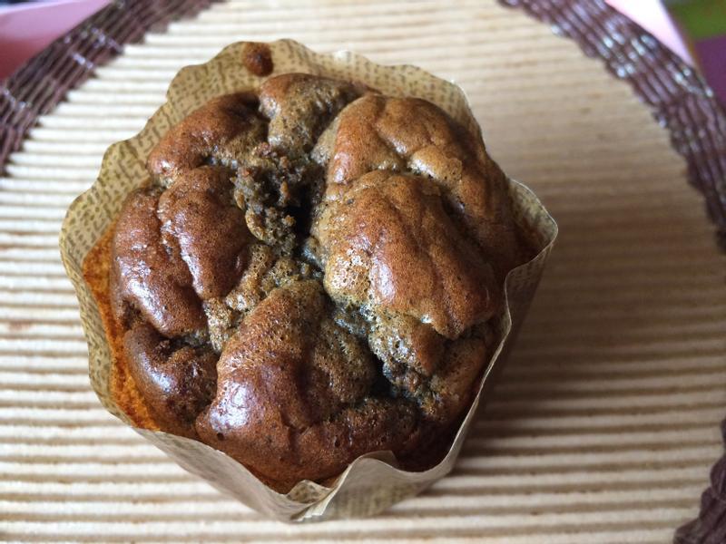 南瓜栗子黑芝麻桂圓蛋糕
