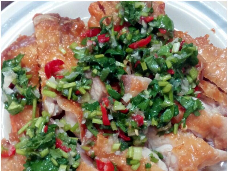 好吃椒麻雞(氣炸鍋)