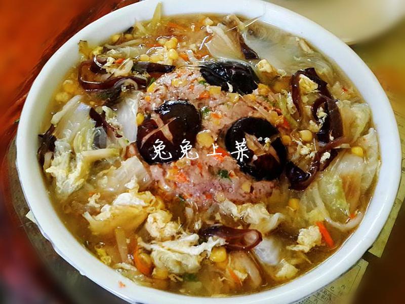玉米蒸肉魚翅羹(年菜)