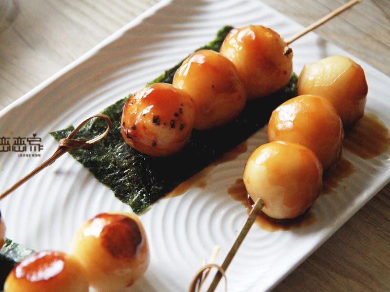 日式醬油丸子by戀戀家