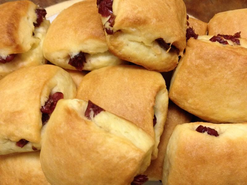 蔓越莓司康-烘焙展西式食譜