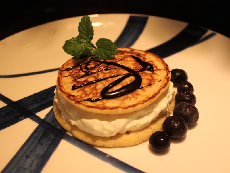 藍莓鬆餅【味蕾周記】