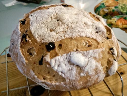 歐式果乾麵包【烘焙展西式食譜】