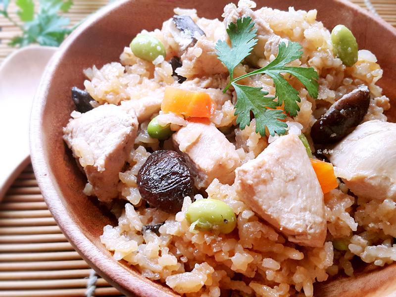 醬香雞肉飯(電子鍋版)