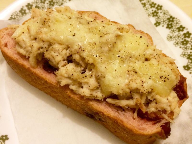 [新手零失敗]烤鮪魚起司麵包