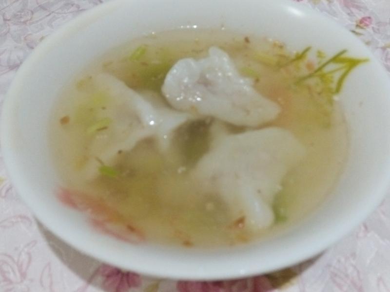 四角水晶蝦餃