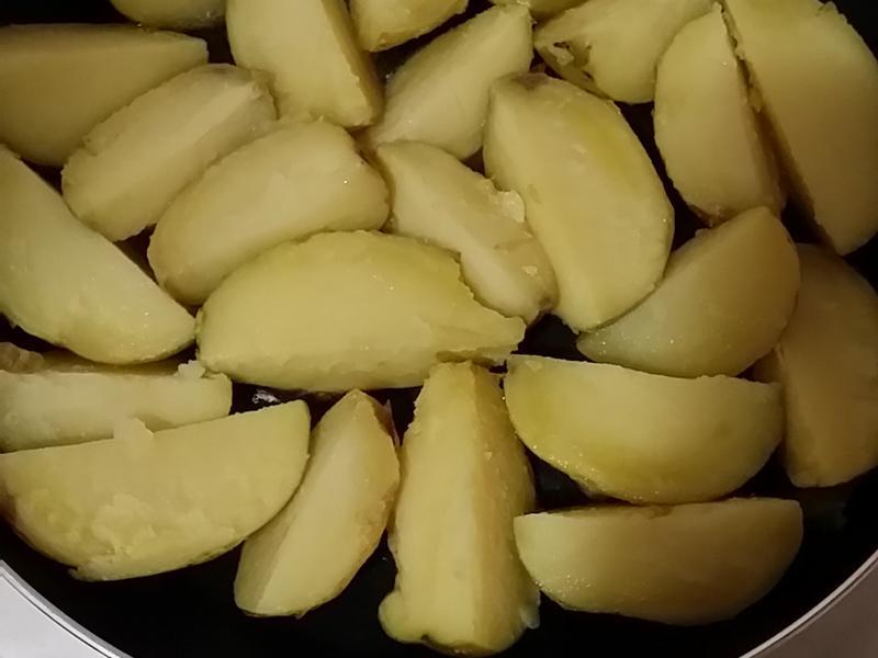法式芥子香芋溫沙拉