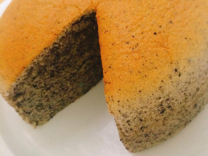 芝麻煉乳棉花蛋糕(第一次就上手有撇步)