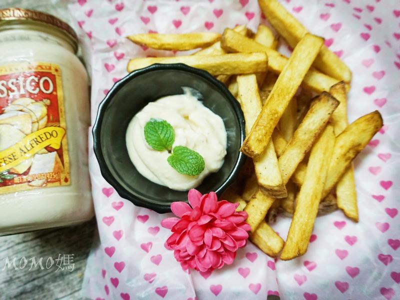 黃金起司脆薯~CLASSICO義麵醬