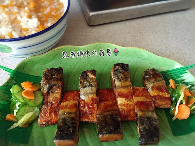 [電鍋版]佃煮鯖魚🎶