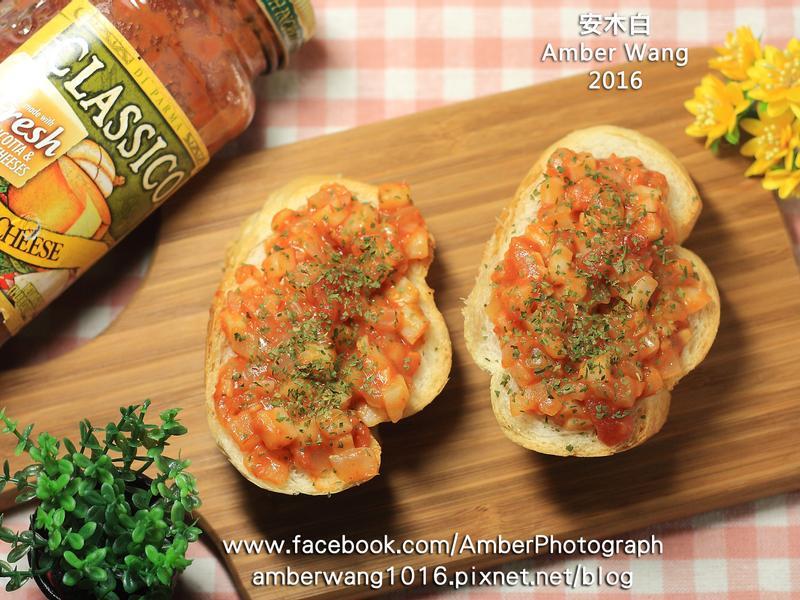 馬鈴薯義麵沾醬麵包CLASSICO義麵醬
