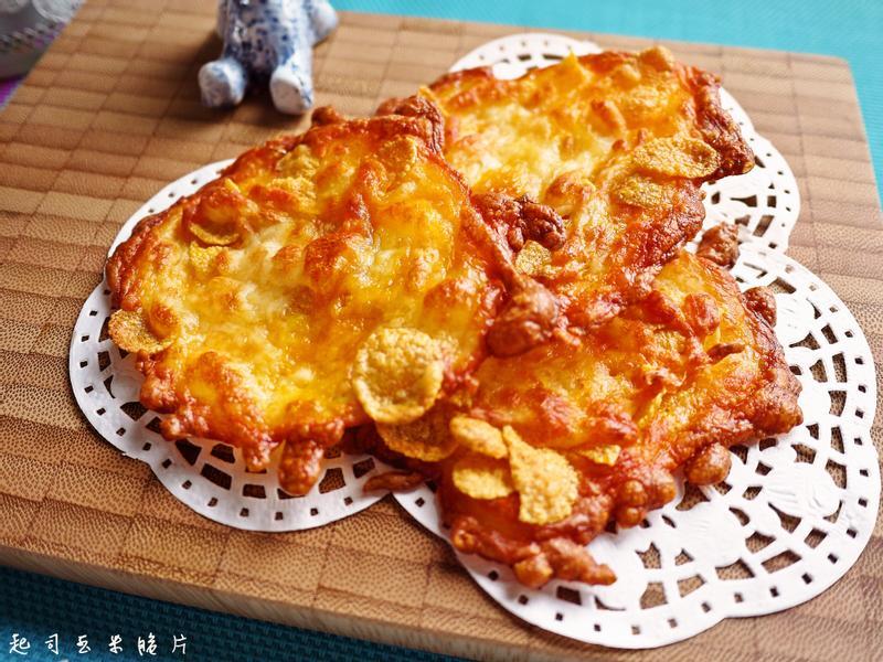 起司玉米脆片『雀巢玉米脆片』