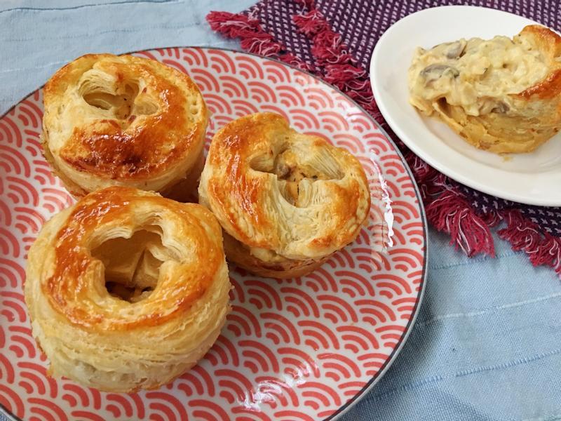 白醬雞肉pie『CLASSICO義麵醬』
