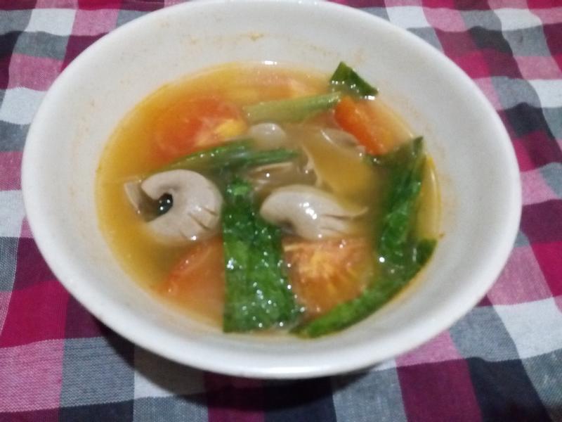 義式蕃茄豬腰湯(CLASSICO義麵醬)