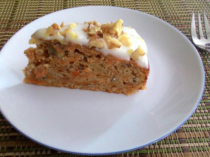 英式紅蘿蔔蛋糕