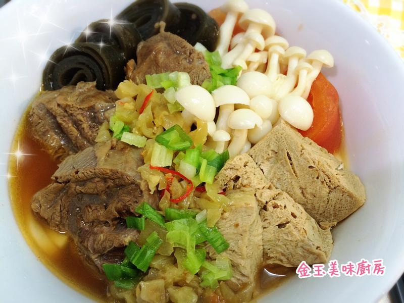 珍珠牛肉麵(好菇道美味家廚)