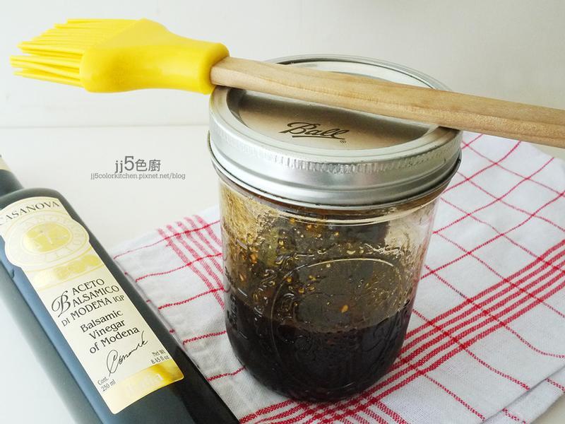 紅葡萄醋烤肉醬DIY【母親節】