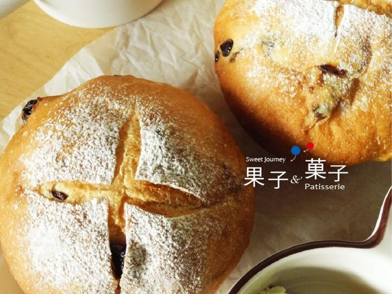 果子菓子 ♥ 雙果乾麵包