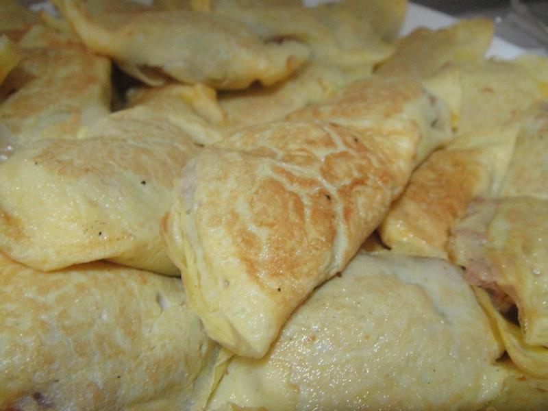 愛蜜莉廚房:自製蛋餃