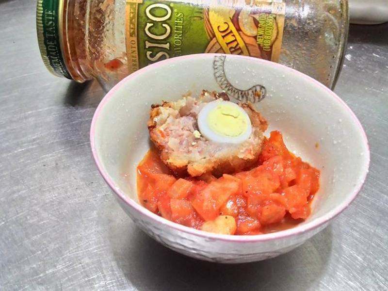 蘇格蘭炸蛋  CLASSICO蕃茄醬活動
