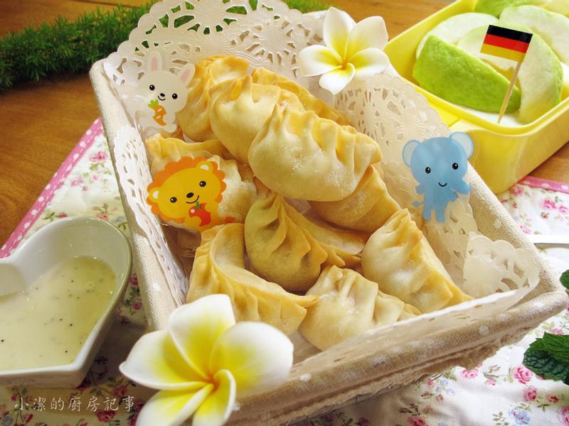 香烤洋芋沙拉餃【小七野餐趣】