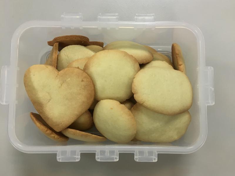 第一次做餅乾就上手-奶油餅乾