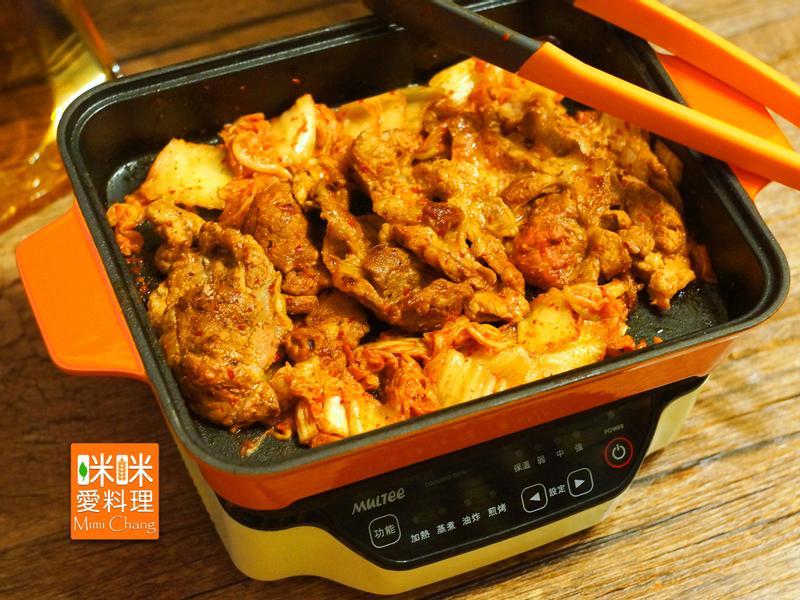 Mimi♥韓式泡菜燒肉【摩堤料理】