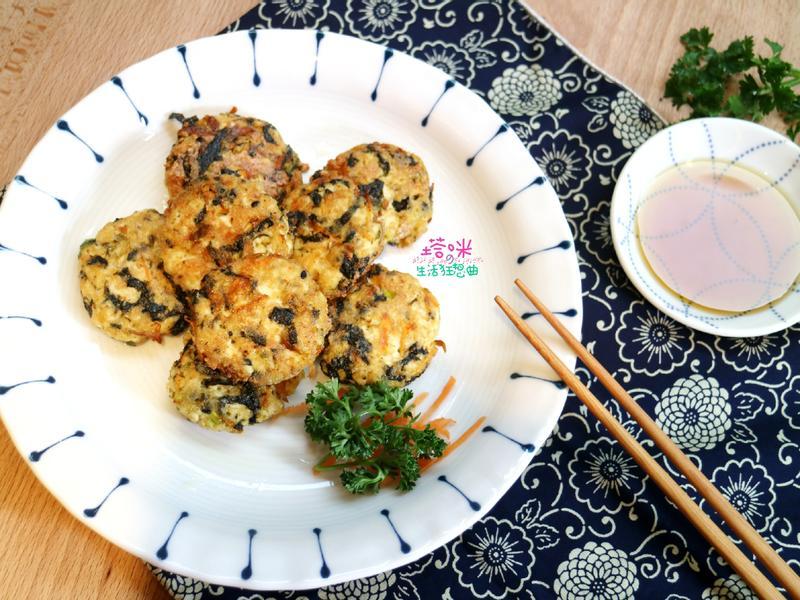 海苔豆腐煎餅