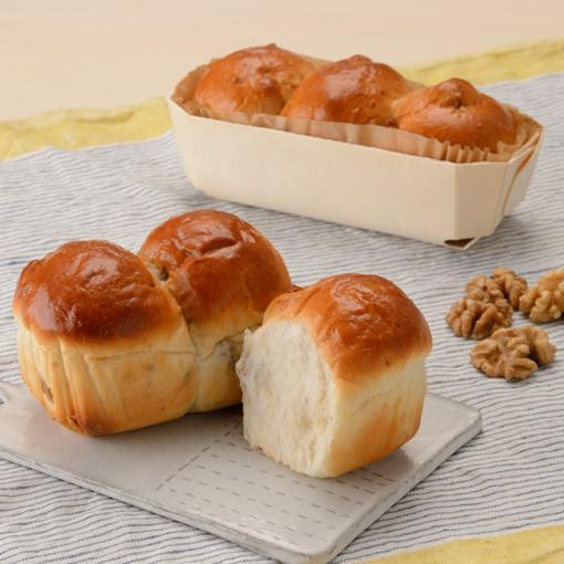 【Tomiz小食堂】核桃牛奶麵包