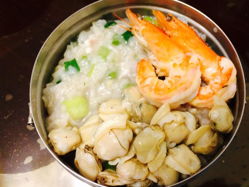 真男人料理-大丈夫海鮮稀飯