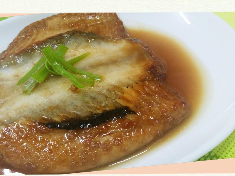 日式醬燒虱目魚肚