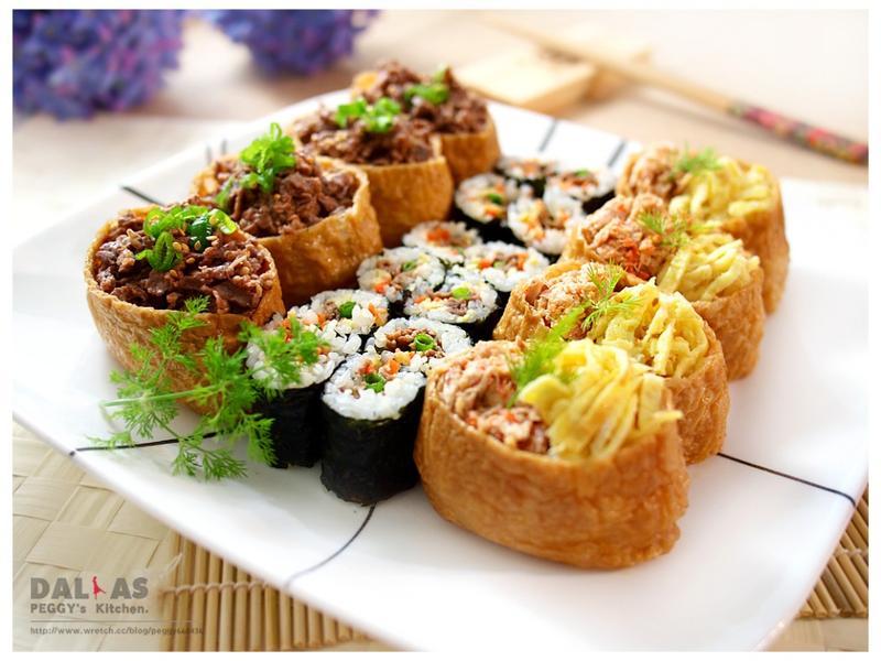《Peggy廚房》海陸綜合壽司