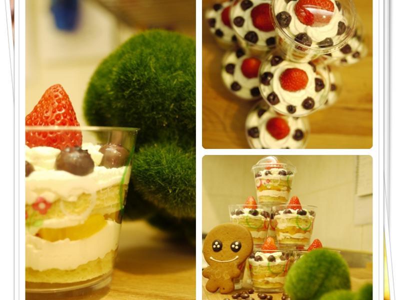 疊疊樂杯子蛋糕by Ray
