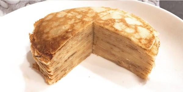 法式奶油千層蛋糕