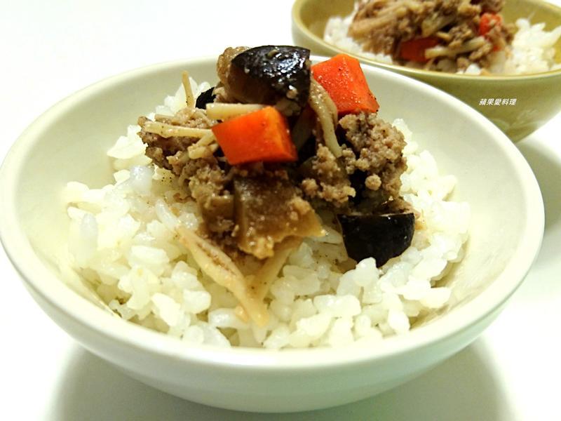 菇菇瓜仔肉(電鍋食譜)