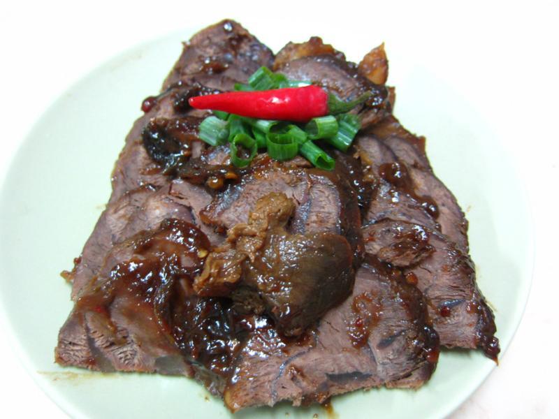 ♥我的手作料理♥ 醬牛肉
