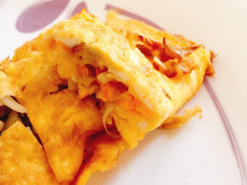 低GI 營養滿滿早餐蛋捲- 150卡/人
