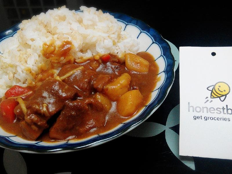 咖哩牛腩【搶鮮料理懶廚房】